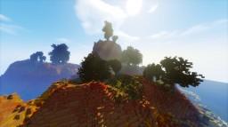 Distorted Horizons - Terrain Minecraft Map & Project