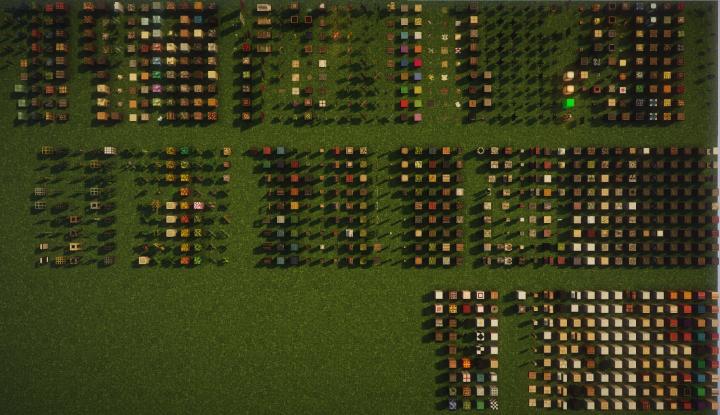 Over 1000 blocks