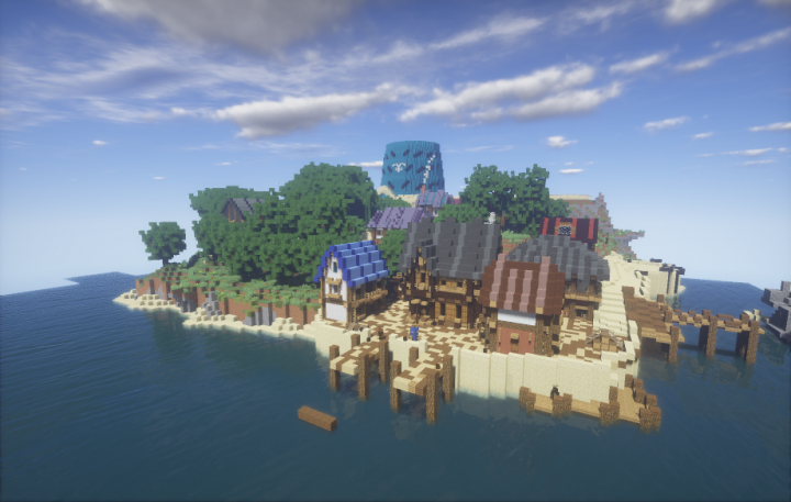 Era of dreams one piece world map minecraft project era of dreams one piece world map gumiabroncs Choice Image