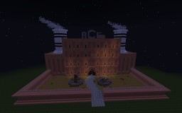 Gotham City 30% Complete Minecraft Map & Project