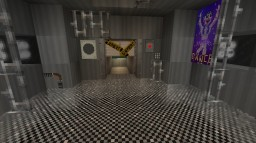 Five Nights at Freddy's - Sister Location (Uploaded, Still WIP) Minecraft Map & Project