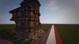 Medieval Guardtower Minecraft Map & Project