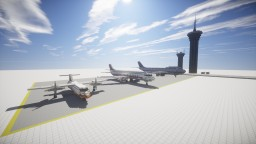 Airplane Pack Minecraft Map & Project