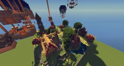 HCF Spawn for GotPots Minecraft Map & Project
