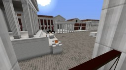 Romecraft: Pompeii Megaproject  (1:1 Ancient City!) Minecraft Project