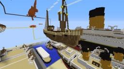 Bremen Krabben Kutter Minecraft Project