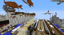 Lifeboat 4 of RMS Titanic Minecraft