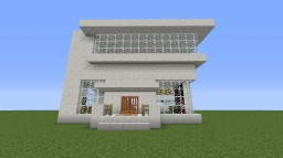 My First Build (Cubic House) Minecraft Map & Project