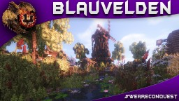 Blauvelden - 1q2w3e4r Builder Showcase Minecraft