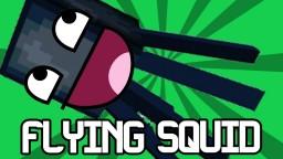 Minecraft DIY: Rideable Flying Squid! (w/ saddle!) :D Minecraft Blog