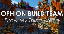 Ophion's Draw My Thing Arena Minecraft Project