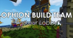 Ophion's Parkour Lobby Minecraft Project