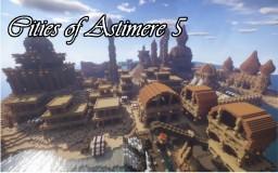 Fantasy Desert City Minecraft Project