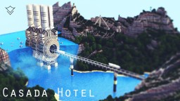 Cascada Hotel Minecraft Map & Project
