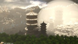 the yin-yang Orient Minecraft Project