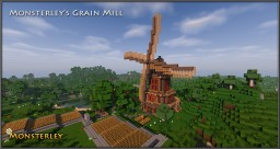 Monsterley's Grain Mill Minecraft Map & Project