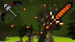 Pvp pack Halloween | 1.8 - 1.10 Supported! | Low Fire! Minecraft