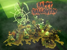 Halloween decorations Minecraft Map & Project