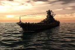 Battleship Yokozuna(yamato kai)