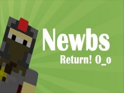 Newbies in Minecraft | Map ReCreation (Project Stopped) Minecraft Map & Project