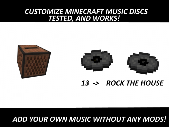 How To Customize Minecraft Music Discs Tested Works