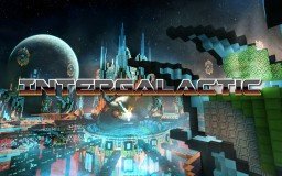 Intergalactic Minecraft Map & Project