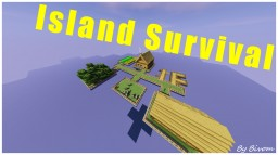 Island Survival Minecraft Map & Project