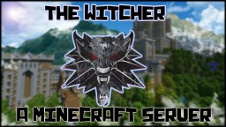 The Witcher | RPG FANTASY SERVER Minecraft Project