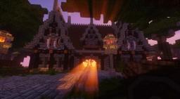 NF Legends Fantasy RPG Server Minecraft Project