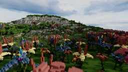 Kim's mountain (map for stella) Minecraft Map & Project