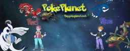 PokePlanet Pixelmon Network (Red and Blue) Minecraft Server