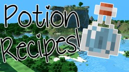 Potion Recipes! Minecraft Blog