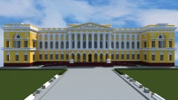 Russian Museum of St. Petersburg Minecraft Map & Project