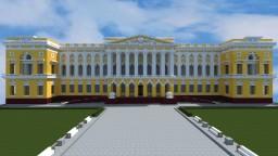 Russian Museum of St. Petersburg Minecraft