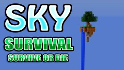 Sky Survival 1.10 (A 1.10 Skyblock map) Minecraft Map & Project