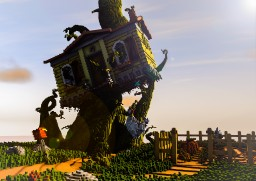 The Beanstalk Minecraft Project