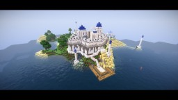 Great Greek PvP Minecraft Map & Project