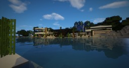 George Cove Estate Minecraft Project