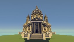 Weekend Basilica - by ethan5289 Minecraft Map & Project