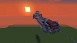 Pelta class Frigate Minecraft Project