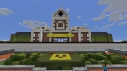 Magic Kingdom [Work In Progress] Main Street Built! Minecraft Project