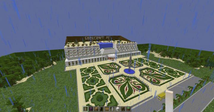 Minecraft pe casino server