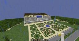 GameCraft PE hotel Minecraft Map & Project