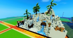 ➤ Creative | Aeva | Plot | Winter ! Minecraft Map & Project