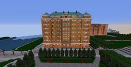 Early 20th century hotel Minecraft Project