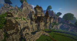 The Adrosi Castle Minecraft Map & Project