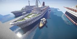 TSS SC Ambassador (60 subs special) Minecraft Project