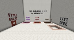 The Building Game for 1.11 Minecraft Map & Project