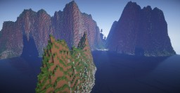 Isla Nublar - 1993 Minecraft Map & Project
