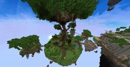 SkyPvP Map [DOWNLOAD SKYPVP MAP] Minecraft Map & Project